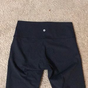 Lululemon Wunder Under Tight 25""